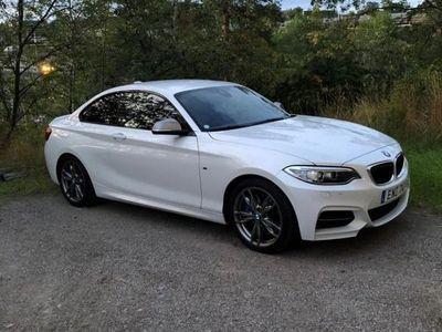 begagnad BMW M240 Coupé xDrive - 17 -17