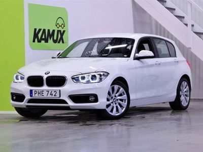 begagnad BMW 120 xDrive Advantage S&V-hjul (190hk)