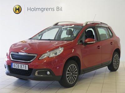 begagnad Peugeot 2008 1.2 VTi 82hk Active Metallic