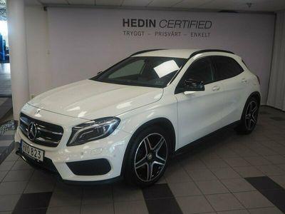 begagnad Mercedes GLA200 CDI