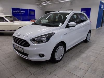 begagnad Ford Ka Plus KaTrend 1.2 85hk 5d Euro6 1ägare