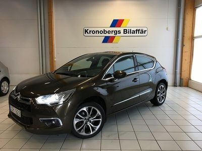 used Citroën DS4 2.0 HDI 163HK
