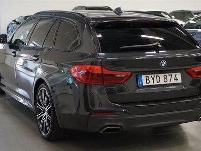 begagnad BMW 540 i xDrive Innovation Ed Massage Night Vision Soft Close