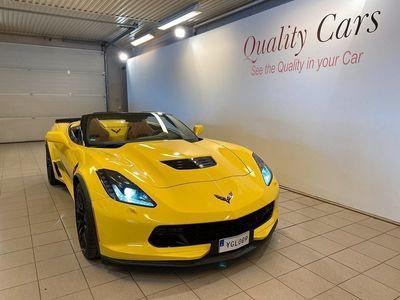 begagnad Chevrolet Corvette Z06 Convertible Automat Euro 6 659hk