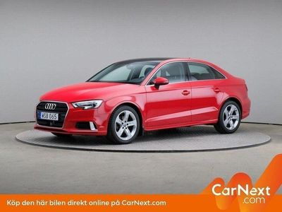 begagnad Audi A3 1.6 TDI Limousine S tronic Sport Moto