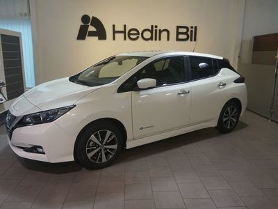 begagnad Nissan Leaf TEKNA 40 KWH LEATHER 2-TONE