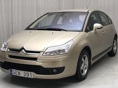 begagnad Citroën C4 1.6