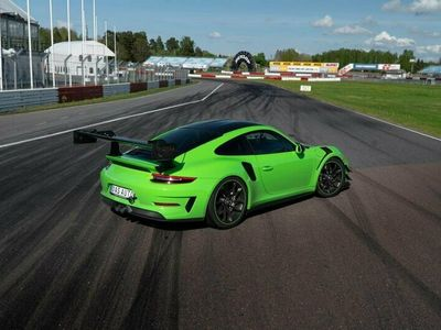 begagnad Porsche 911 GT3 RS 991.2 Europas mest påkostade