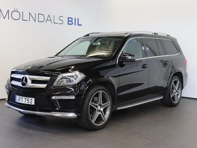 begagnad Mercedes 350 GL Benz4MATIC 7-sits Navi Taklucka Drag 2015, Kombi 379 900 kr