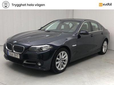 begagnad BMW 530 d xDrive Sedan Sedan, F10 (258hk)