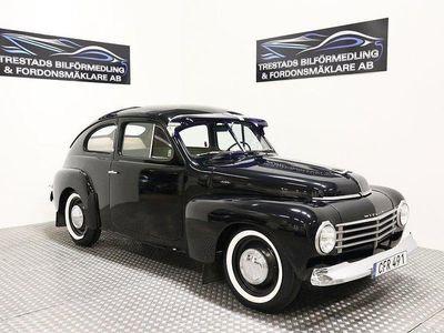 begagnad Volvo PV444 1,4 40HK Svensksåld 1947