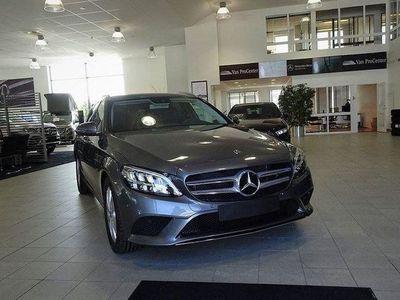 begagnad Mercedes C220 220d Avantgarde krok