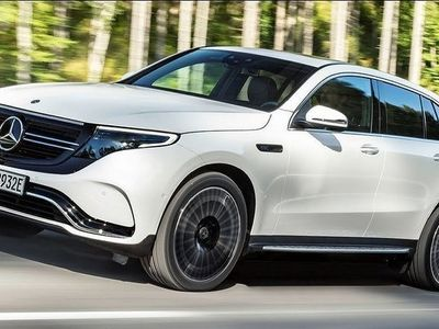 begagnad Mercedes EQC 400 4MATIC Privatleasing