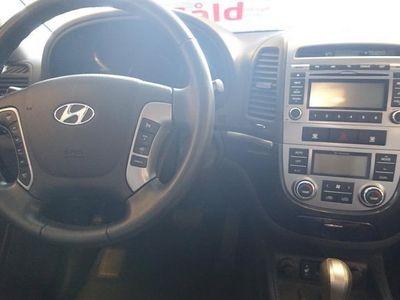 begagnad Hyundai Santa Fe 2,2 CRDi Automat Komfort 7-s -11