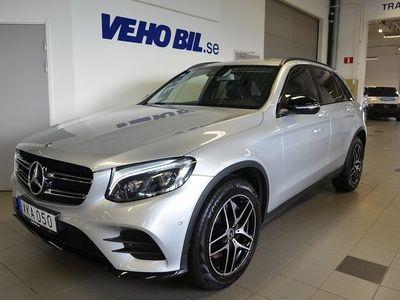 begagnad Mercedes GLC220 d 4MATIC 9G-Tronic Euro -19