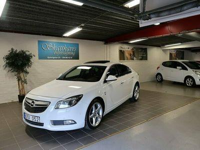 begagnad Opel Insignia dealer