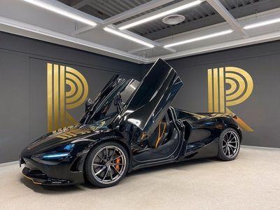 begagnad McLaren 720S 4.0 V8 (720hk) Performance / FI avgas