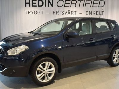 begagnad Nissan Qashqai 1,6 117hk //Drag
