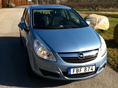 begagnad Opel Corsa söker sin ny ägare -07