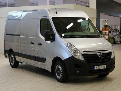 begagnad Opel Movano L2H2 2.3 BITURBO 145 hk