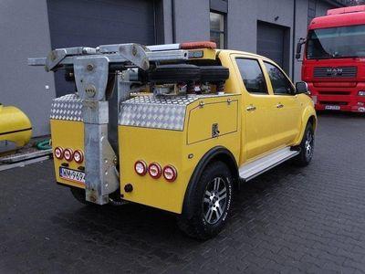 begagnad VW Amarok 3,0 V6 Bärgningsbil