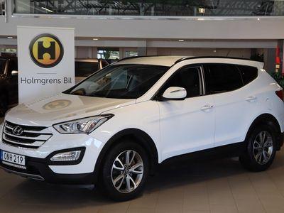 gebraucht Hyundai Santa Fe Business-5 2.2 CRDi-R 4WD 197 Hk Aut