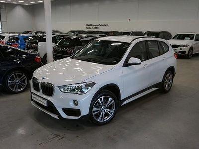 begagnad BMW X1 18d xDrive Sport Pkt Drag Aut Backkamera
