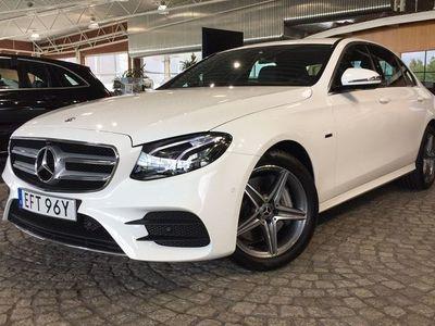 begagnad Mercedes E300 // AMG Line // DEMOBIL