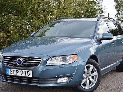 brugt Volvo V70 D4 181HK Skinn 9000Mil * EURO6 *