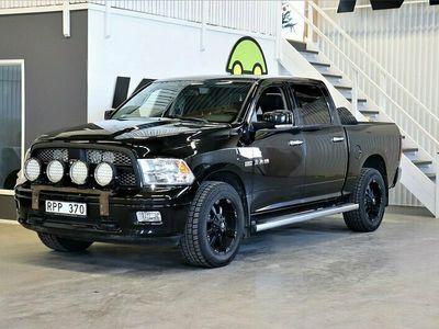 begagnad Dodge Ram Crew Cab 5.7 V8 HEMI Laramie 4WD 396hk