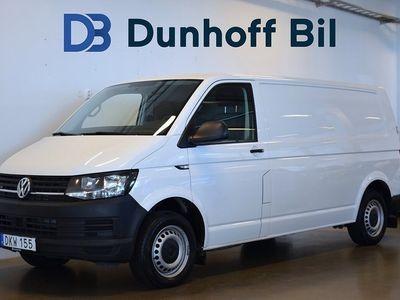 begagnad VW Transporter TDI 150 DSG Lång EU6