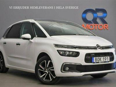begagnad Citroën C4 Picasso 1.2 e-THP Eu6 / B-Kamera / Automat 130hk
