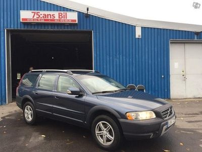 used Volvo XC70 D5 AWD ACC AUT DRAG M.M
