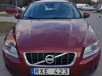 begagnad Volvo V70 D2 Momentum
