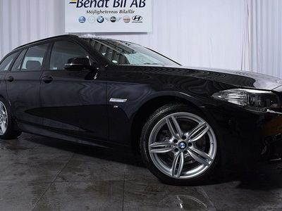 begagnad BMW 520 d xDrive Touring M-Sport