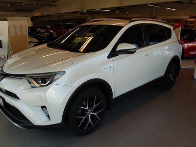 used Toyota RAV4 2.5 i-AWD ActivePlus, Drag, Ledramp, V-Hjul