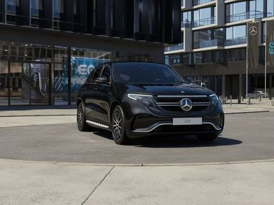 begagnad Mercedes EQC SUPERKAMPANJ LEASING