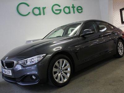 begagnad BMW 420 d xDrive 190HK AUT A-DRAG EU6