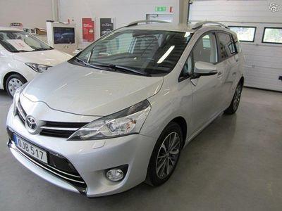 gebraucht Toyota Verso 1.8 Euro 6 7-sits 147hk Intense -17