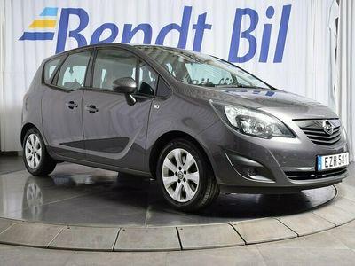 begagnad Opel Meriva 1.4 Turbo Panoramaglastak 2011, SUV Pris 64 500 kr