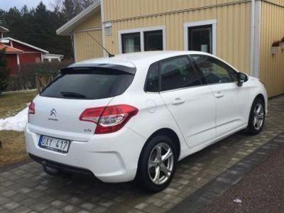begagnad Citroën C4 1,6VTI Drag, ACC ny servad -11