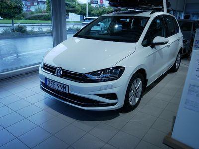 begagnad VW Golf Sportsvan 1.0 TSI Eventbil till kampanjpris