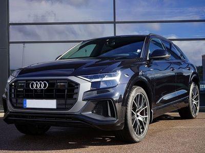used Audi Q8 50 TDI Q / 286hk / S-LINE / LEASEBAR / OBS SPEC!