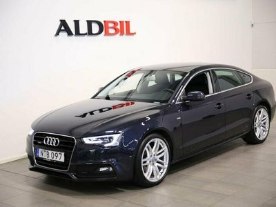 "begagnad Audi A5 Sportback TDI 2.0 190hk Quattro Sports Edition Plus / 19"""