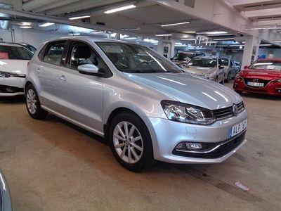 gebraucht VW Polo 5-dörrar 1.2 TSI BlueMotion DSG Sekventiell Plus, Vinter Eu