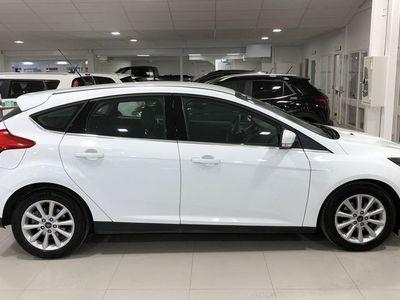 used Ford Focus 1,0 Eco Boost 125hk Titanium