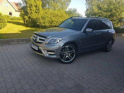 begagnad Mercedes GLK350 204 XCDI 4MATIC