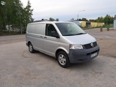 used VW Transporter 4-motion -07