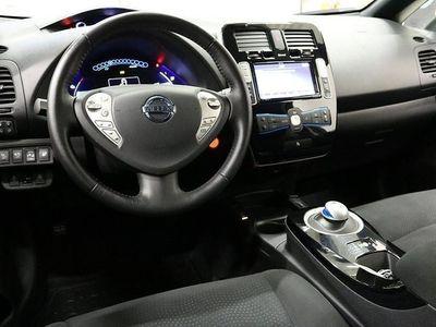 begagnad Nissan Leaf 30kwh Acenta 2016, Halvkombi 274 900 kr