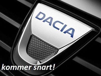 begagnad Dacia Duster 4x4 1,2 TCe Laureate